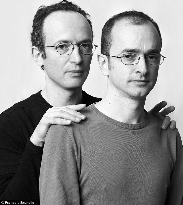 Marcel Stepanoff and Ludovic Maillard, 2005