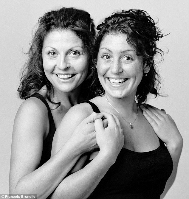 Marie Chantal (left) and Nancy Paul, 2004