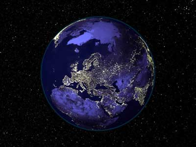 earthatnight