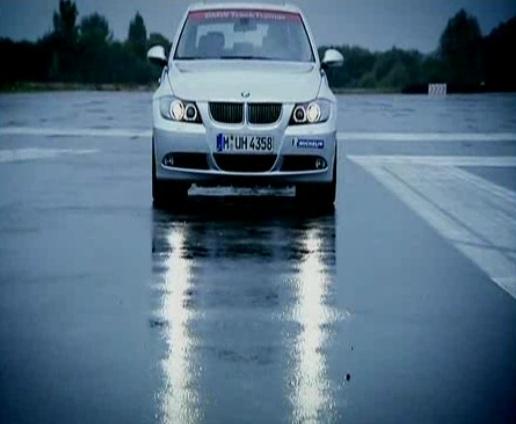 BMW-Drives-Itself