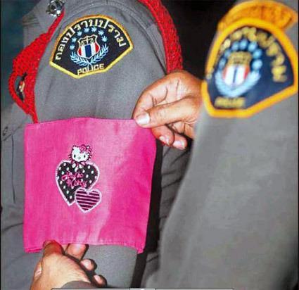 hello-kitty-armband-for-thai-police