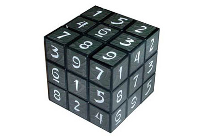 sudoku-rubik