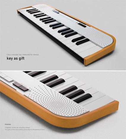 yamaha-concept-piano-key-as-gift