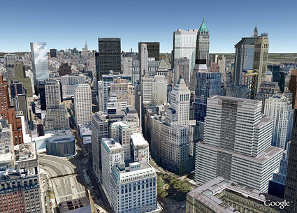 new-york-google-earth