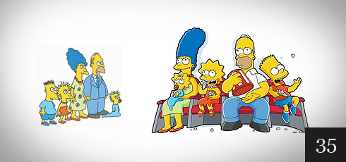 redesign_the_Simpsons