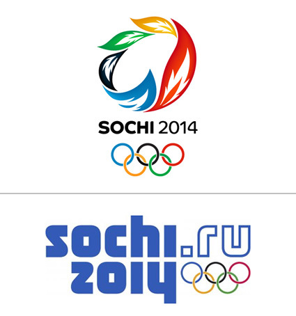 Choosing the logo for the Sochi 2014 winter games